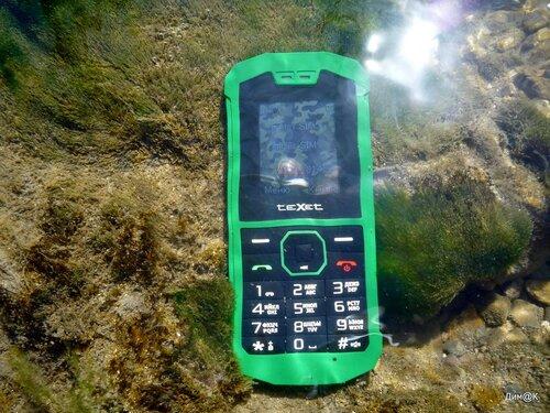 Texet TM-509R (краш-тест)