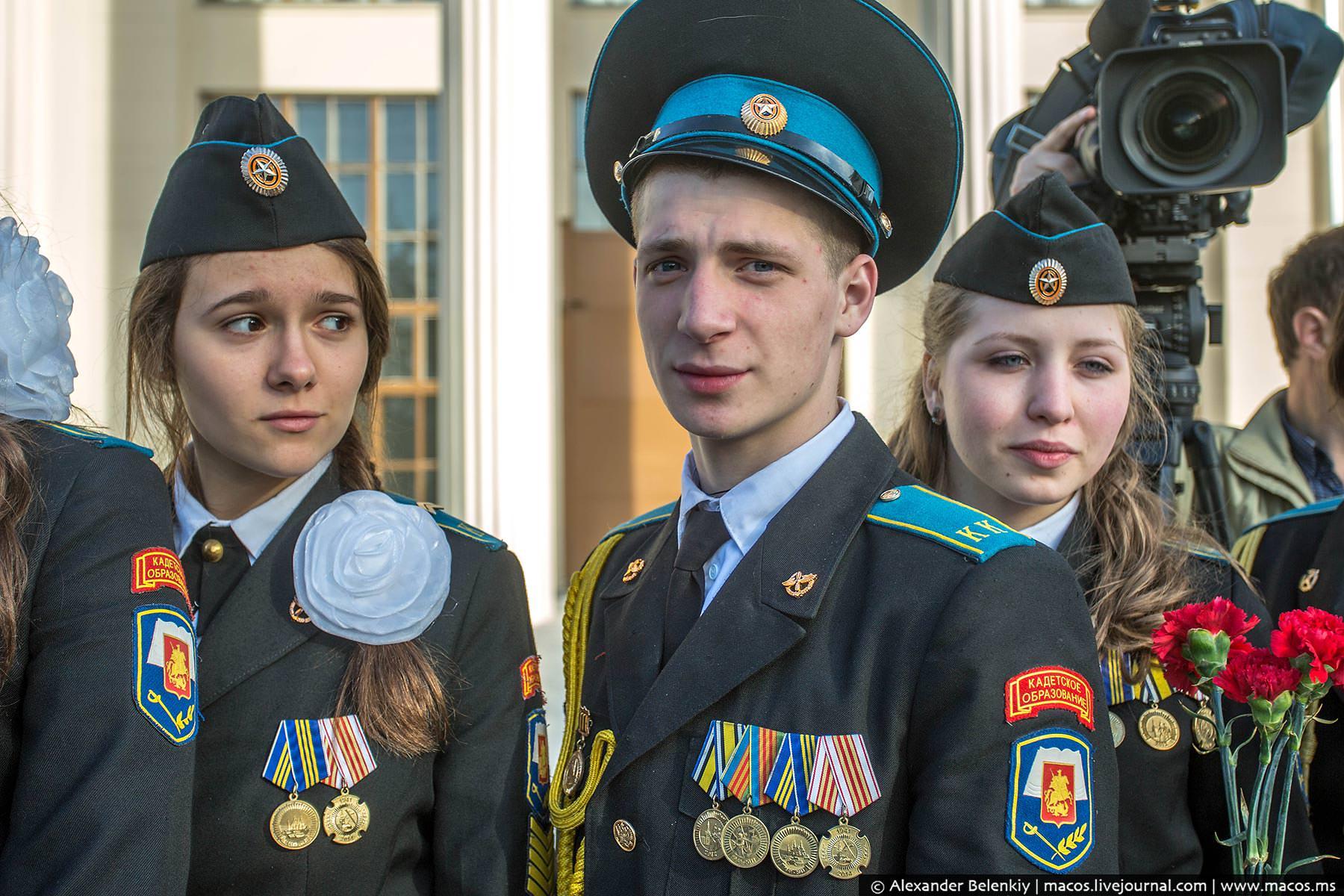 Орденоносные кадеты