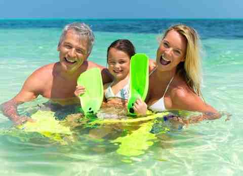 Лучшие места для отдыха с детьми на море