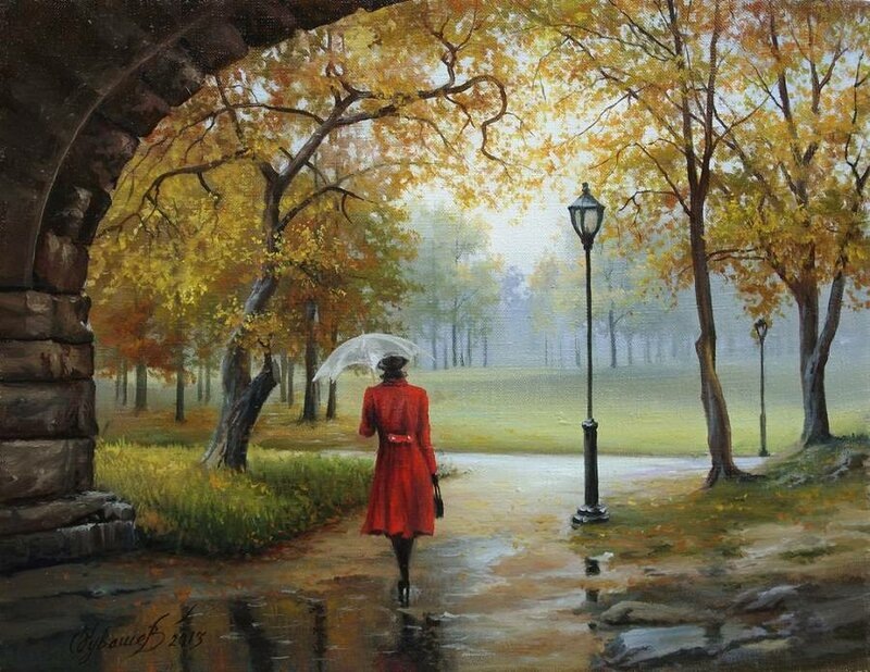 Белорусский художник Олег Чувашев. Нежные пейзажи и натюрморты 0 1110d6 6ac49253 XL