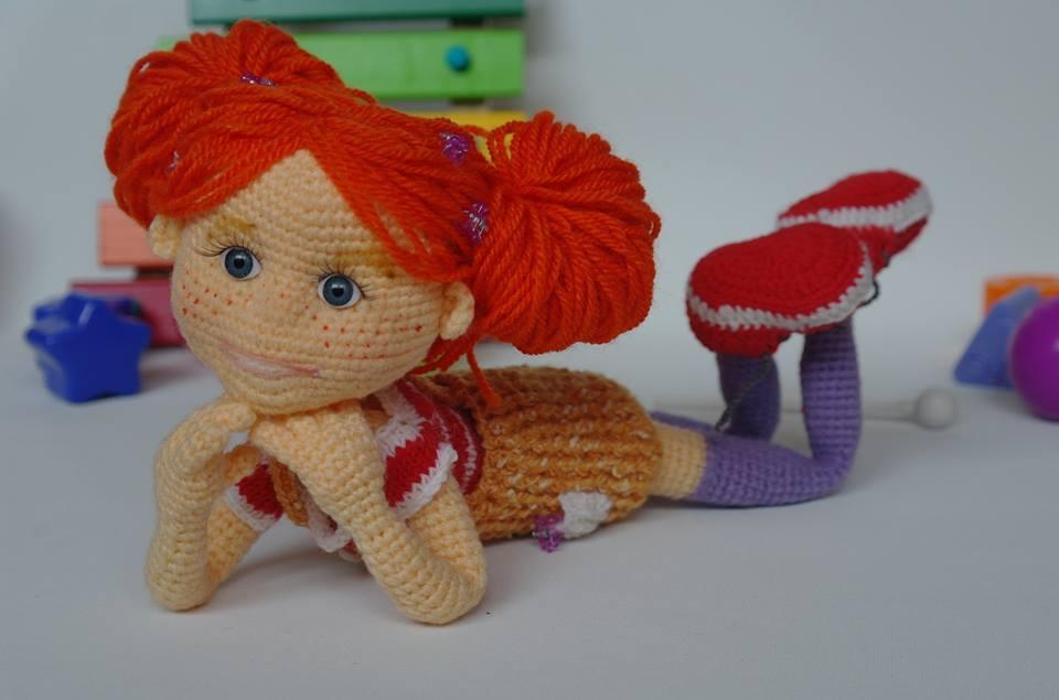 Вязание крючком куклы амигуруми мастер класс