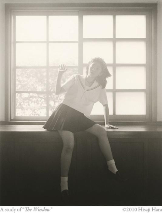 Фотопроект «Обнажённые души» Хисаджи Хара (Hisaji Hara)