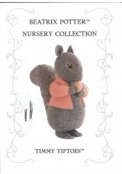 Журнал The World of Beatrix Potter. Timmy Tiptoes