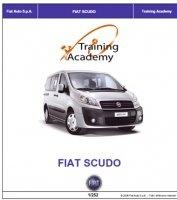 Книга Fiat Scudo. Руководство по ремонту и эксплуатации с 2006 г.в. pdf 19Мб