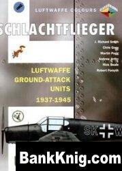 Книга Schlachtflieger: Luftwaffe Ground-attack Units 1937-1945 (Luftwaffe Colours) pdf в rar 49Мб