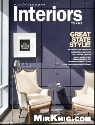 Журнал Modern Luxury Interiors Texas - Winter 2013