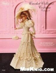 Журнал Crochet Collector Costume Vol.6