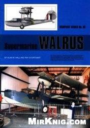 Книга Supermarine Walrus (Warpaint Series No.39)