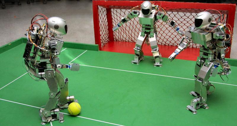 факты о роботах