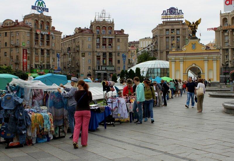 Ярмарка handmade Майдан киев