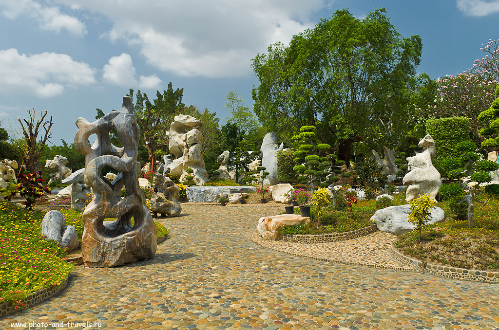 3. Древние камни в саду The Million Years Stone Park & Pattaya Crocodile Farm