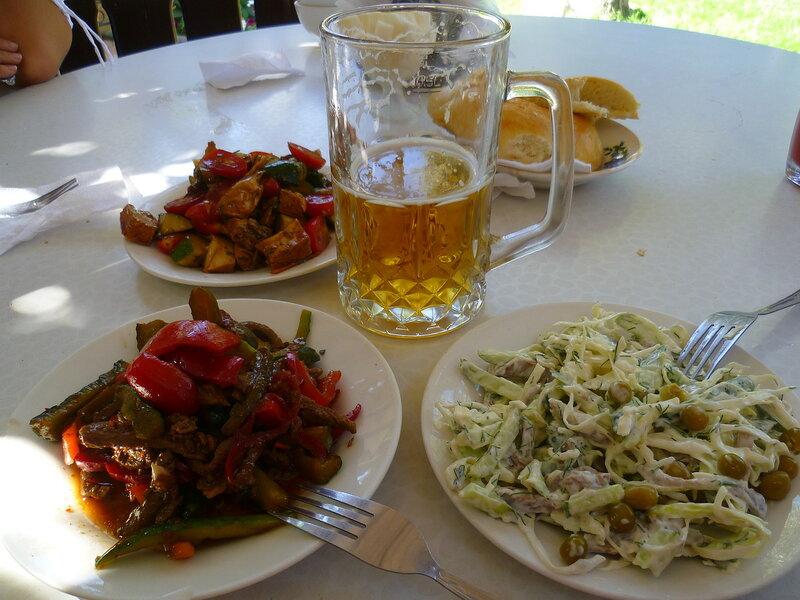 Еда в Казахстане (Food in Kazakhstan)