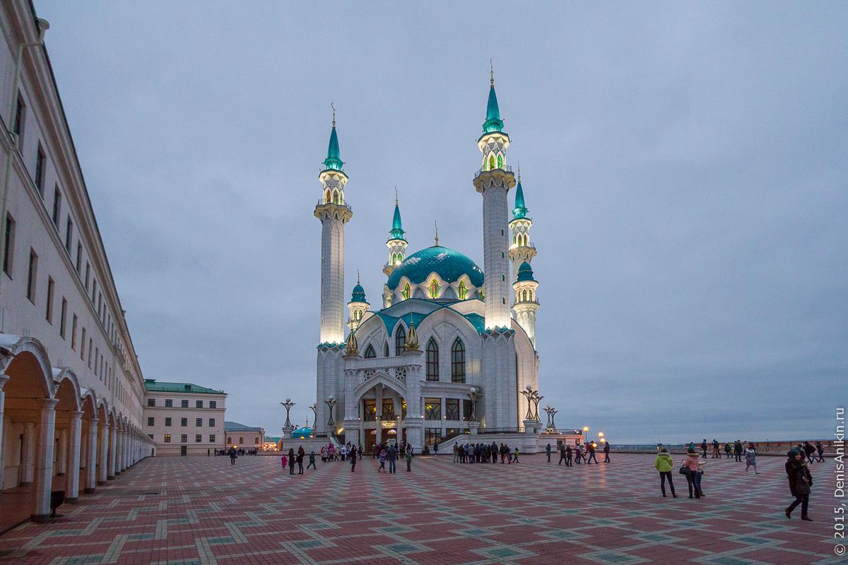 Мечеть Кул Шариф 16