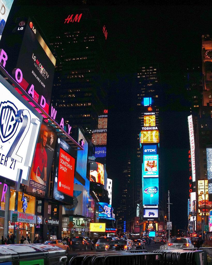 """3-13 января 2015: Нью-Йорк, Майами-Бич и мой новый """"еврейский"""" объектив"""