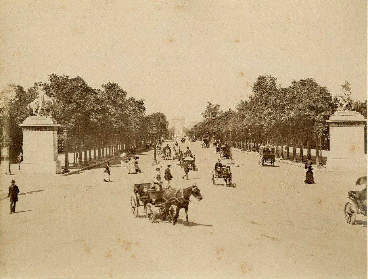 1880-е. Елисейские поля