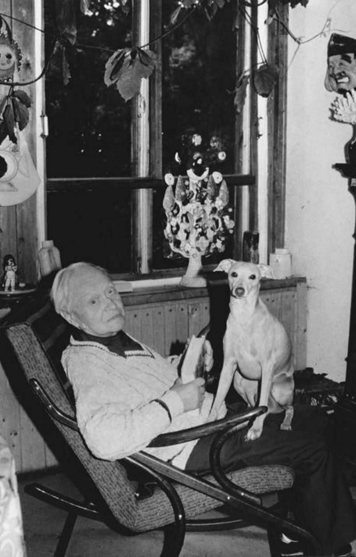1960. Портрет Сергея Образцова