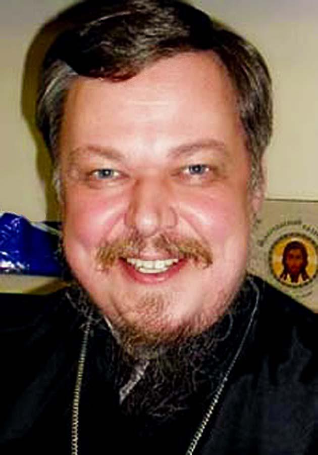 Протоиерей Всеволод Анатольевич Чаплин (1968-), председатель Синодального отдела по взаимодействию Церкви и общества РПЦ Московского патриархата (ОВЦО МП)