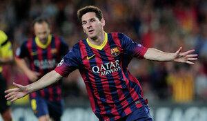 «Барселона» может продать Месси после 2016 года