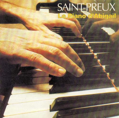 Saint-Preux - Le piano d'Abigail (1983) MP3
