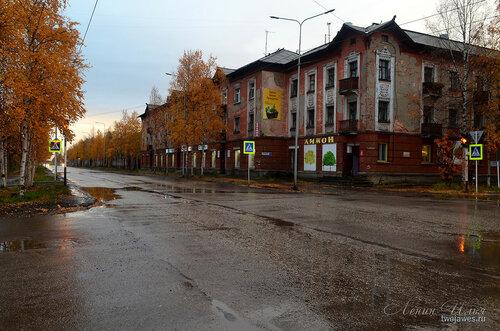 Фото города Инта №8145  Северо-западный угол Кирова 17 08.09.2015_17:26