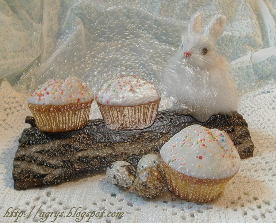 кролик пасхальный