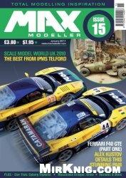 Журнал Max Modeller Issue 15