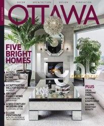 Журнал INTERIORS 2015: Ottawa Magazine. Light Fantastic