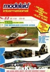Книга Modelaid International No.17 - 1986