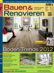 Журнал Bauen & Renovieren №7-8 2012