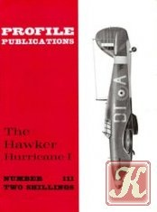 Книга The Hawker Hurricane I (Profile Publications Number 111)