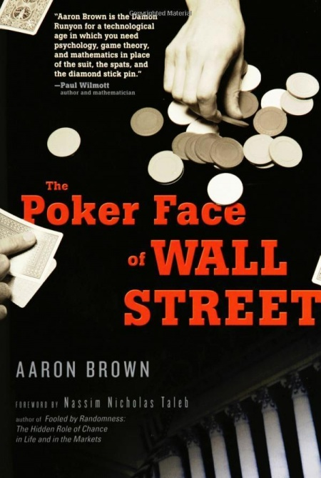 Книга The Poker Face of Wall Street