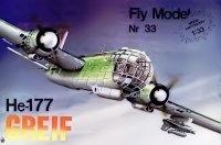 Журнал Fly Model №33. Бомбардировщик Heinkel He-177 Greif