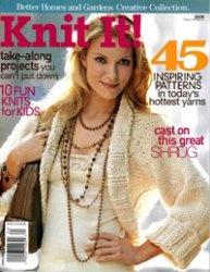Журнал Knit It!  March 2006