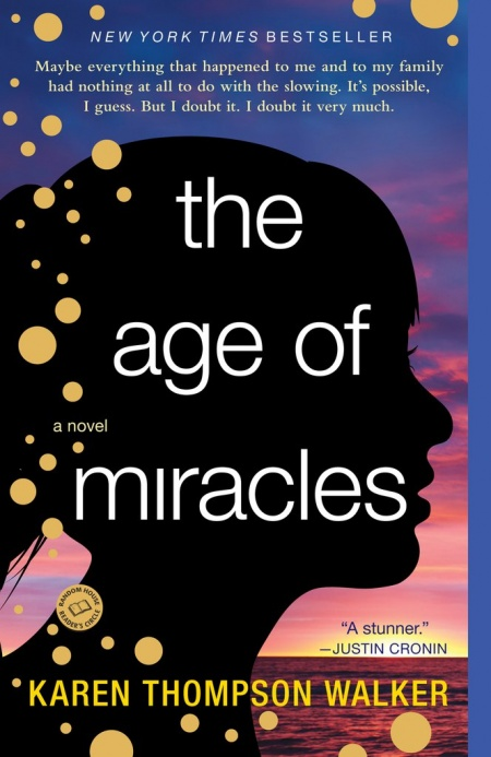 Книга « The Age of Miracles »