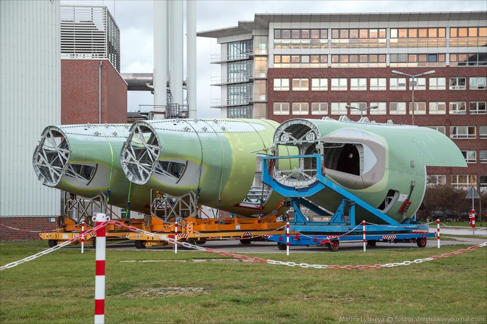 Airbus, Hamburg