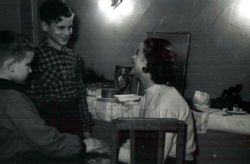 Цирк 1957 год