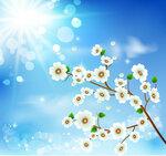 Abstract Flower Backgrounds 22 [преобразованный]
