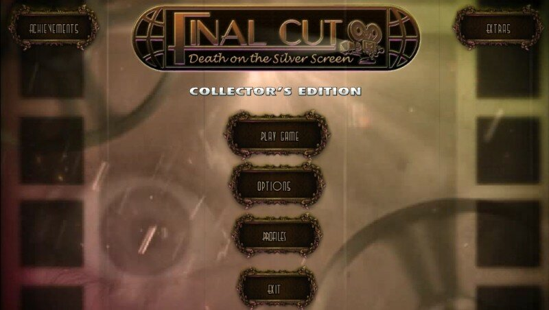 Final Cut: Death on the Silver Screen CE