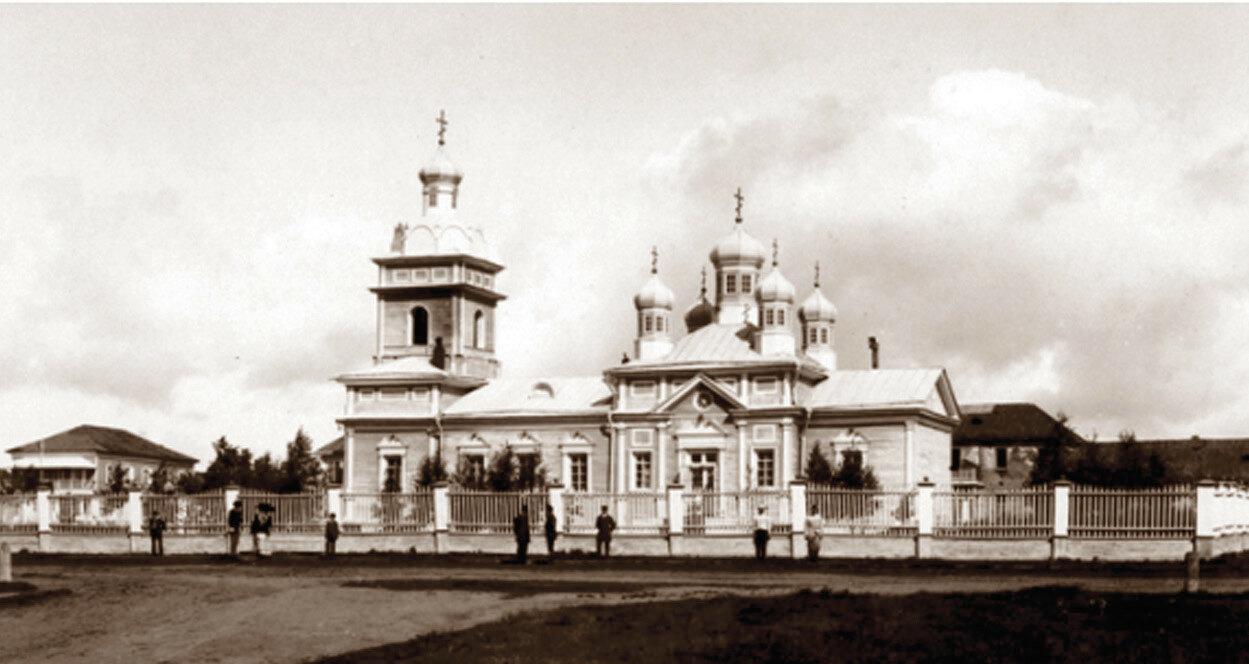 Градо-Николаевский собор