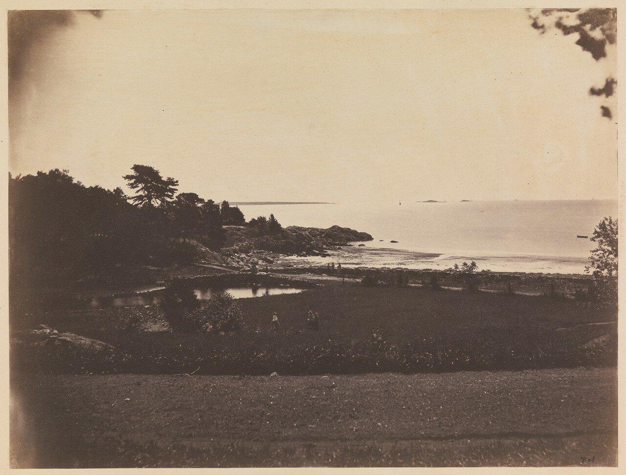 1851. Неустановленное место