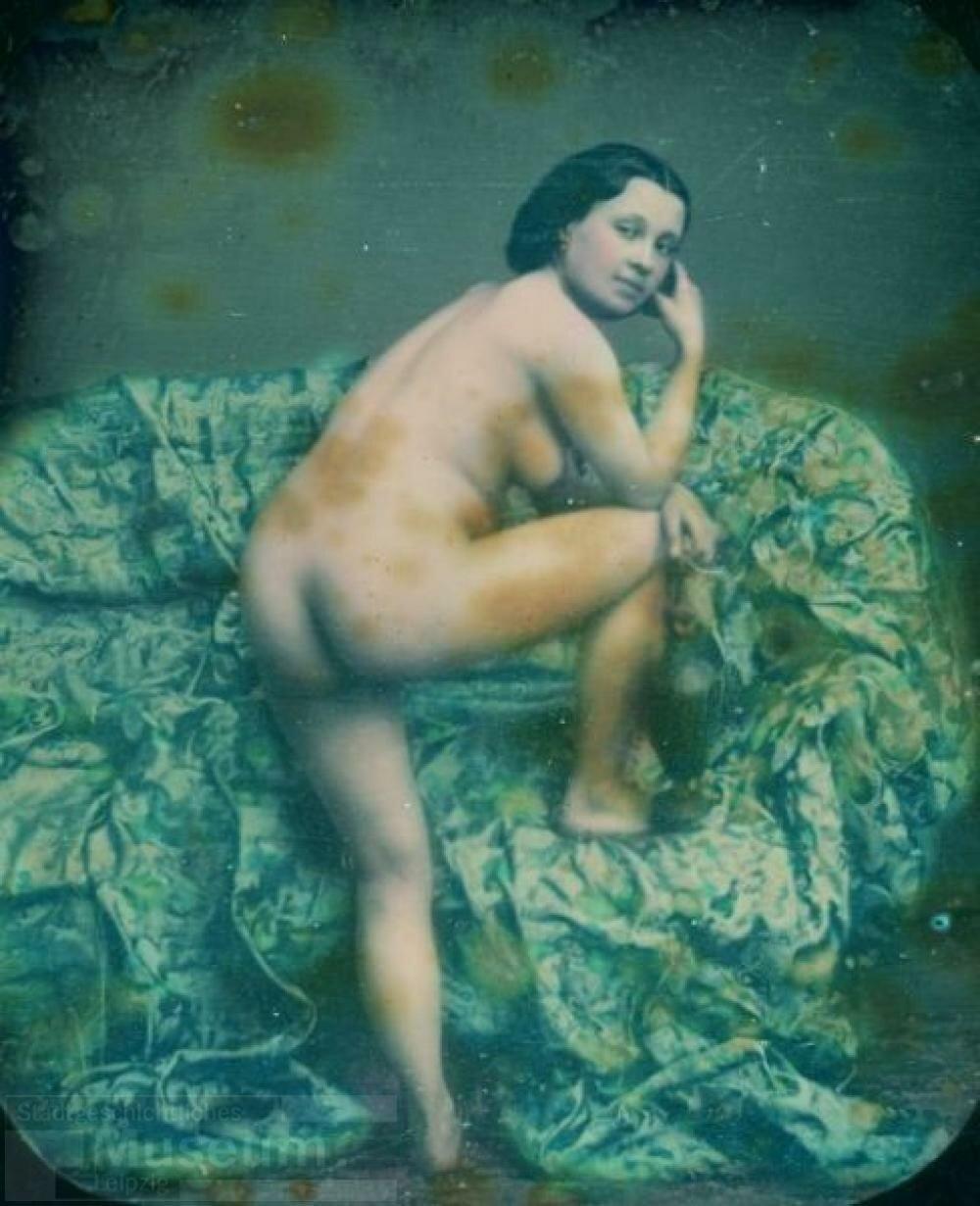 1851-1855. Работа Огюста Беллока