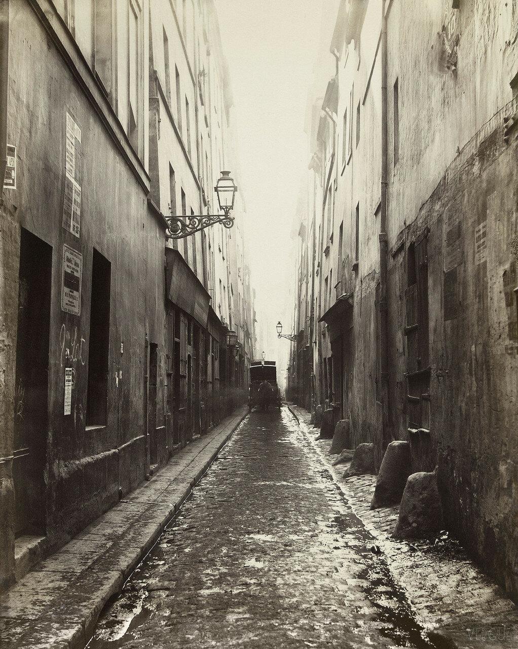 Улица Достоинств. 1865