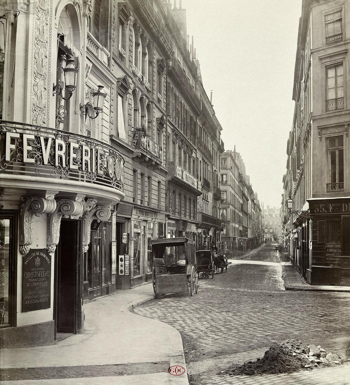Рю Луи-ле-Гран. 1866.jpg