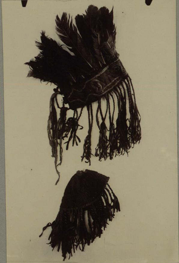 41. Шапка шамана