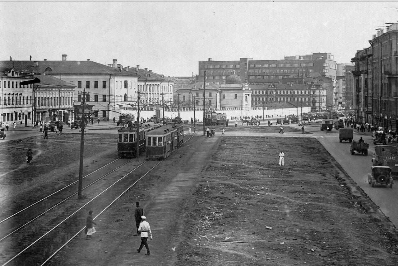 1930-е. Садово-Спасская