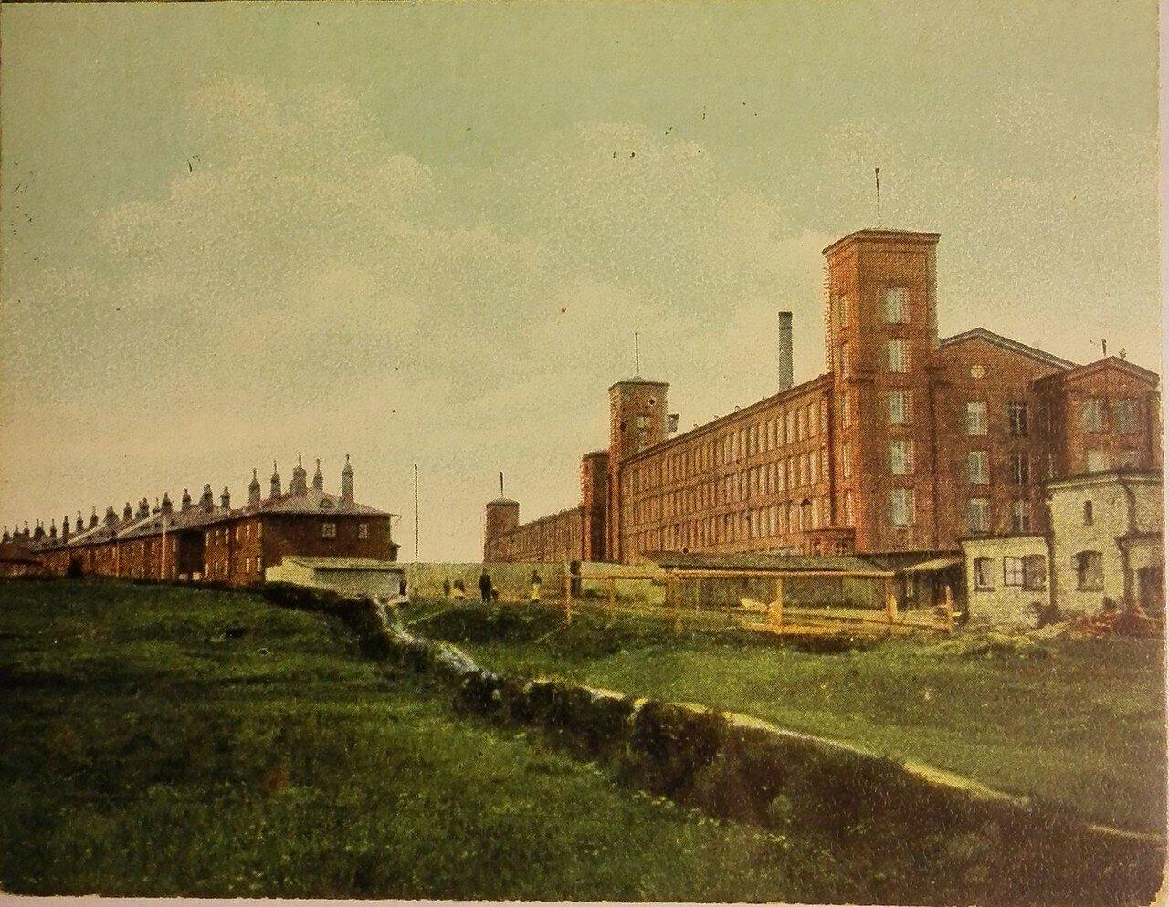Бумагопрядильная фабрика