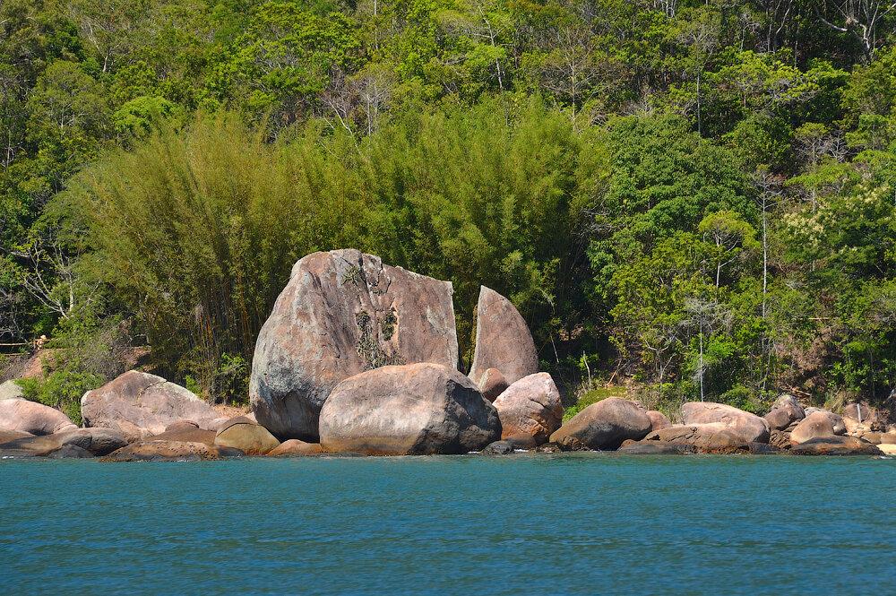Превосходная страна, где много диких обезьян: Игуасу, круиз MSC Preziosa, Рио-де-Жанейро