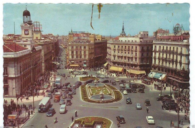 Puerta del Sol 1950s.JPG