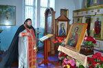 """Mănăstirea """"Sf.M.Mc.Dimitrie"""" a găzduit racla cu moaște ale sfinților Pantelimon, Luca și Matrona"""