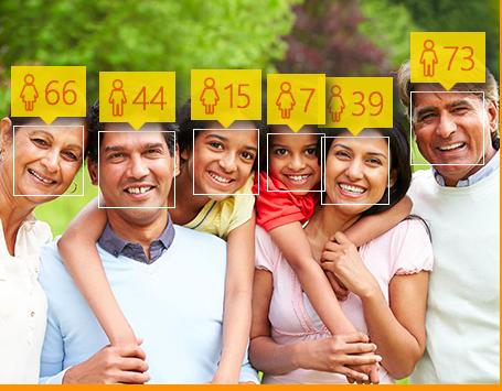Новый сервис способен определить возраст по фотоснимку